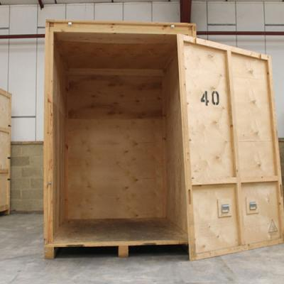 Storage Facilities for Furniture in Diplomatic Enclave