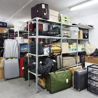 Luggage Storage Services in Shantiniketan