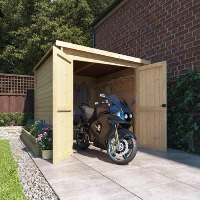 Motorcycle Storage Units for Rent in Delhi