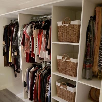 Self Storage Units for Seasonal Clothes in Noida
