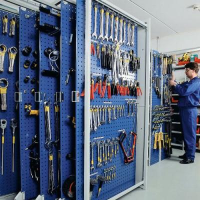 Secure Storage Unit for Tools in Defence Colony